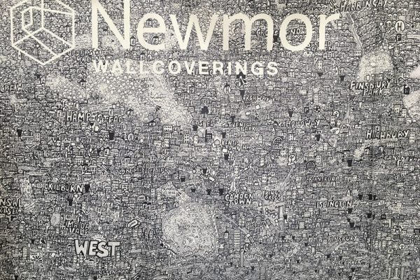 BCFA Open Newmor Wallcoverings