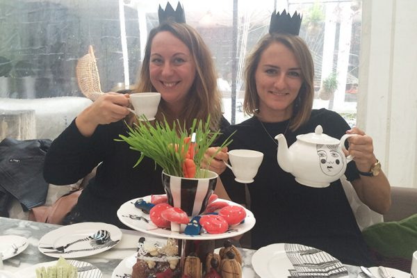BCFA Open Sanderson Afternoon Tea