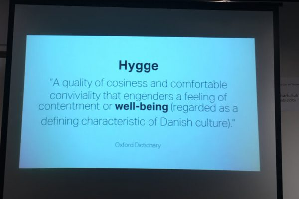 Royal Danish Embassy Hygge