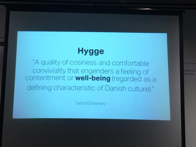 Royal Danish Embassy Hygge