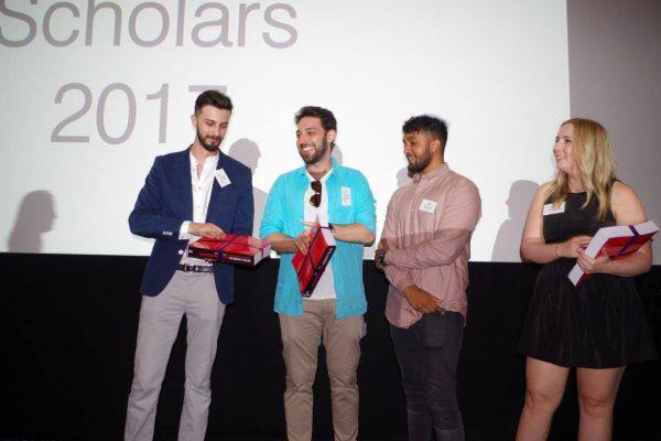 NEWH UK scholarship