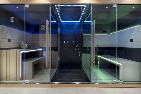 HHP spa vip sauna steam